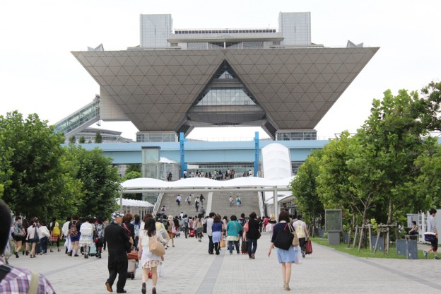 東京ビッグサイト:COMITIA